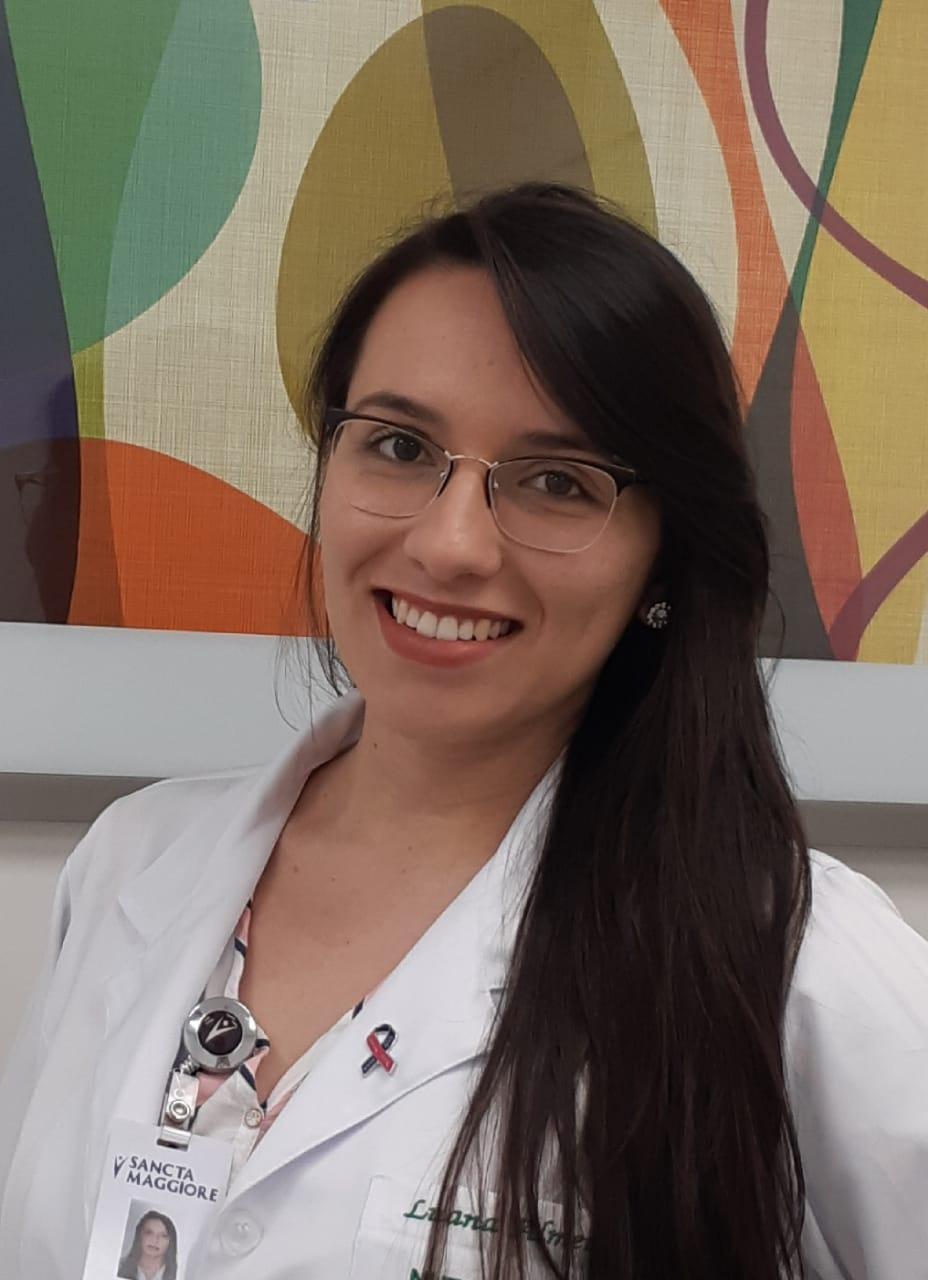 Luana Cristina de Almeida Silva