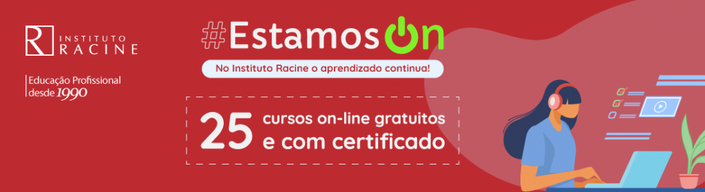 EstamosON - 25 cursos on-line gratuitos e com certificado
