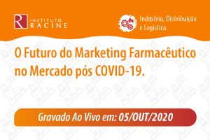 Palestra: O Futuro do Marketing Farmacêutico no Mercado pós COVID-19